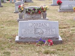 Ruby Irene <I>Marshall</I> Jordan