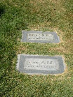 """Edward B. """"Ted"""" Hill"""