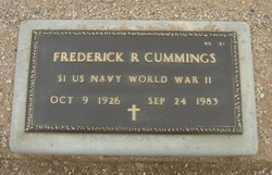 Frederick Richard Cummings