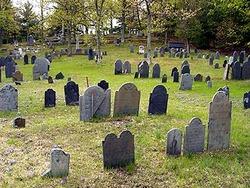 Chestnut Tree Cemetery