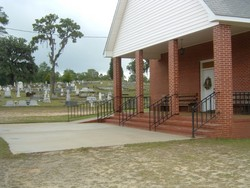 Gumlog Primitive Baptist Church Cemetery