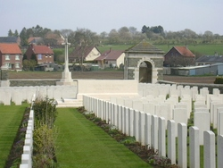 Cerisy-Gailly Military Cemetery