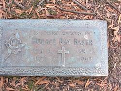 Horace Ray Baser