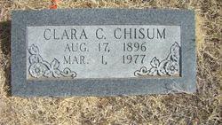 Clara Cecil <I>Seitz</I> Chisum