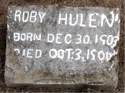 Ruby Hulen