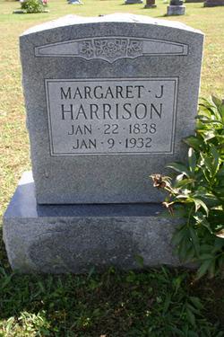 Margaret Jane <I>Kitchen</I> Harrison