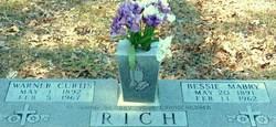 Bessie Mae <I>Mabry</I> Rich
