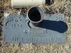 """Alvin David """"Junior"""" Adney, Jr"""