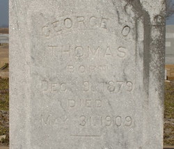 George Obediah Thomas