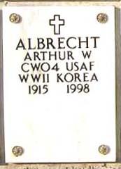 Arthur William Albrecht