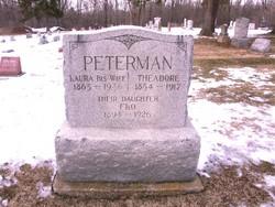 Laura I. <I>Decker</I> Peterman