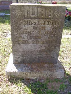 Emily Jane <I>Boyd</I> Tubb