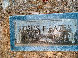 Louis Frank Bates