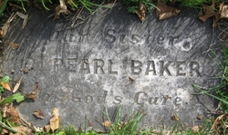 Pearl Baker