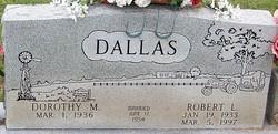 """Robert L. """"Bob"""" Dallas"""