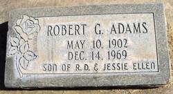 Robert Guernsey Adams