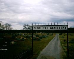 Blue Eye Cemetery