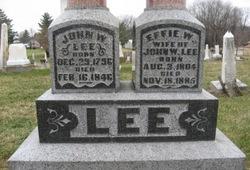 Effie W Lee