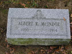 Albert Russel McIndoe