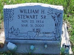 William H Stewart, Sr