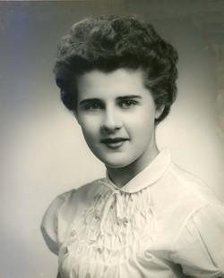 Joan Bernadette <I>Curran</I> Goralski