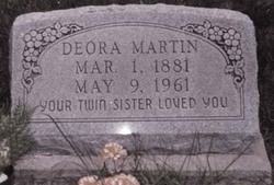 Deora Martin