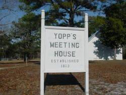 Yopp's Meeting House