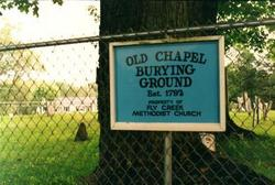 Old Chapel Burying Ground
