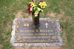 Brandon Blake Bozarth