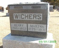 Martha Ann <I>Bos</I> Wichers