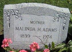 Malinda Hazel <I>Hoy</I> Adams