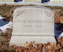 Carrie Elizabeth Day