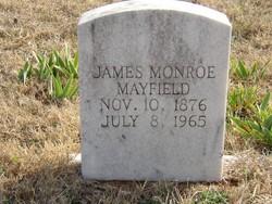 James Monroe Mayfield