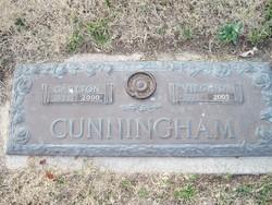 Virginia <I>Hunnicutt</I> Cunningham
