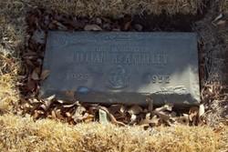 Lillian Kathleen Antilley