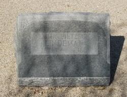 Emma <I>Pietzsch</I> Lindeman