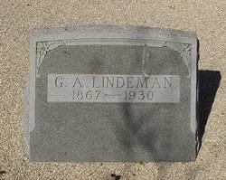 "Gustav Adolph ""Gus"" Lindeman"