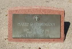 Harry Otho Lindemann