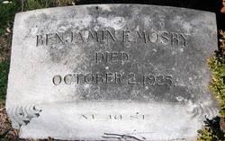 Benjamin F. Mosby