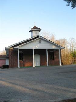 Ervington Baptist Church Cemetery