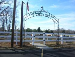 Poplar Creek Baptist Church Cemetery