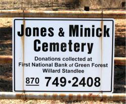 Jones-Minick Cemetery