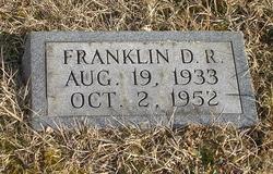 Franklin Delano Roosevelt Coulter