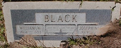 Josephine Cordelia <I>Summers</I> Black