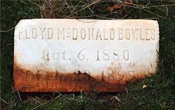 Floyd McDonald Bowles