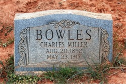 Charles Miller Bowles