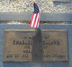 PFC Charles A. Holland