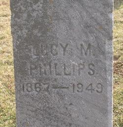 "Lucinda M. ""Lucy"" <I>Coulter</I> Phillips"