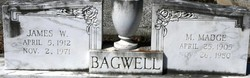 M Madge Bagwell