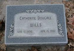Catherine Dougall Wills